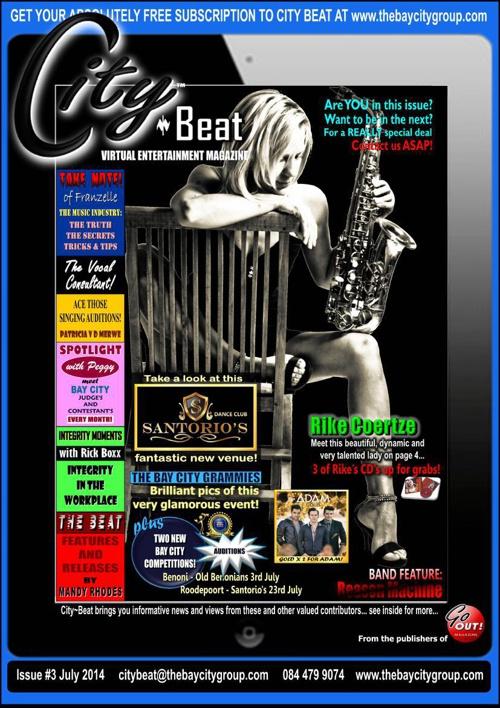 City Beat July 2014