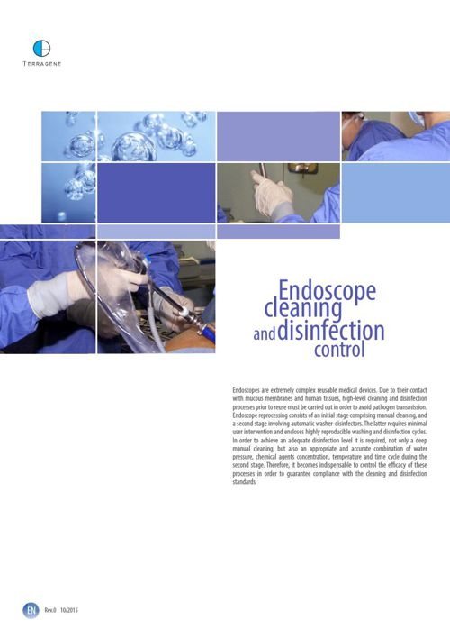 Endoscope Cleaning and Disinfection Control Rev.0