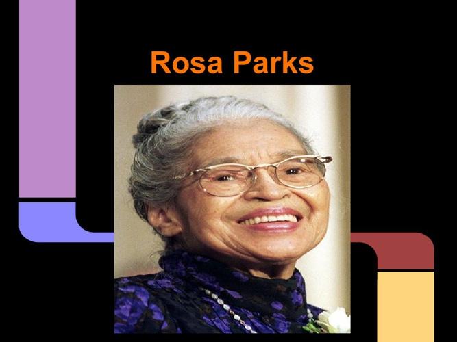 Rosa Parks VIP