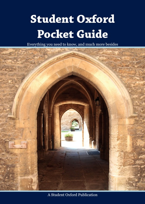 Student Oxford Pocket Guide