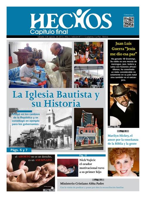 Periodico Hechos Nro. 7