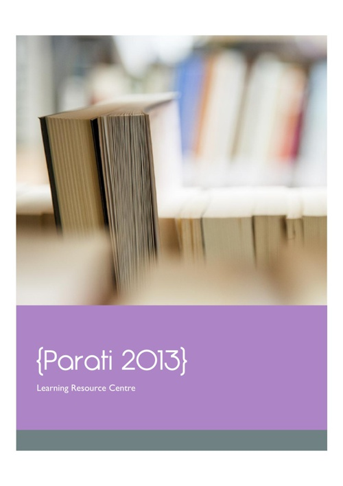 LRC Parati Ebook 2013