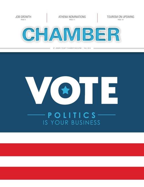 SJC Chamber Magazine Fall 2014