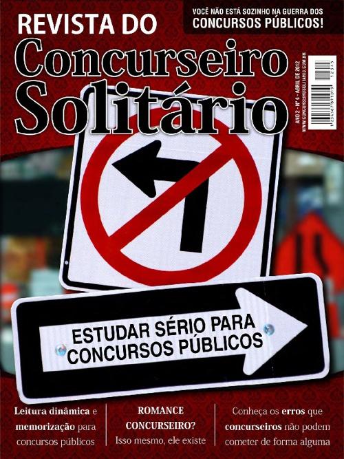 Revista Concurseiro Solitário