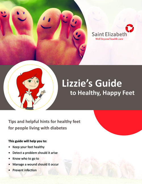Lizzie's Guide To Healthy Happy Feet
