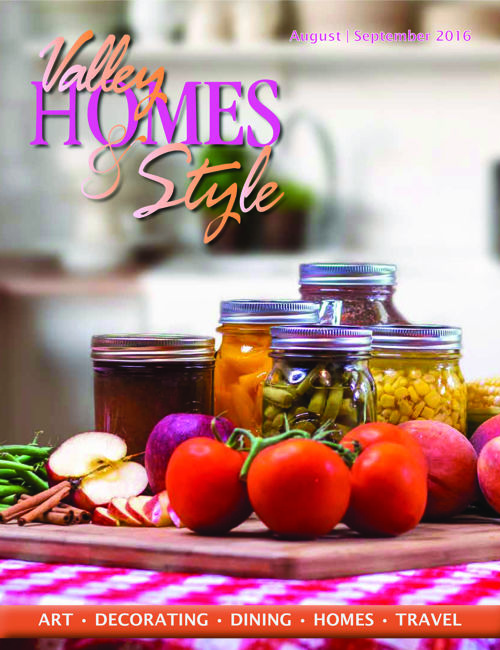 Valley Homes & Style - August - September 2016