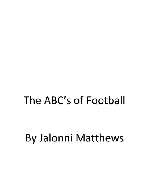abc booklet