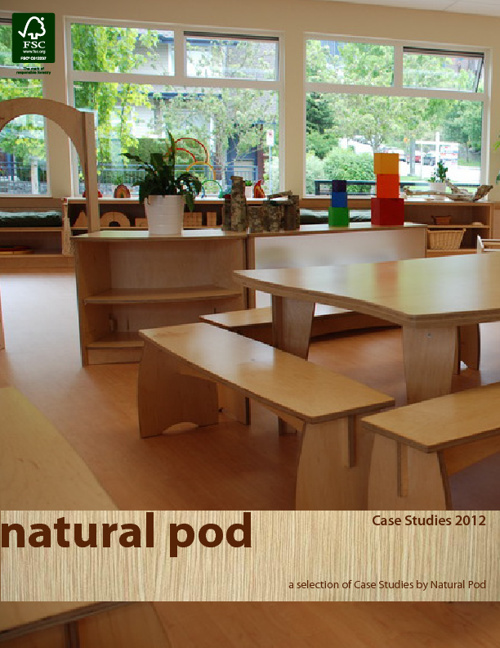 Natural Pod - Case Studies