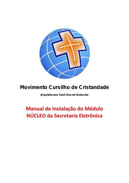 Manual Operação - Secretaria Eletrônica MCC
