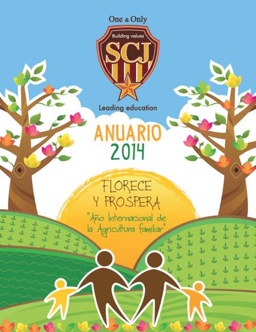 Anuario SCJ 2014