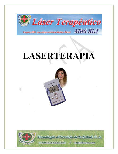 Laserterapia Tessca