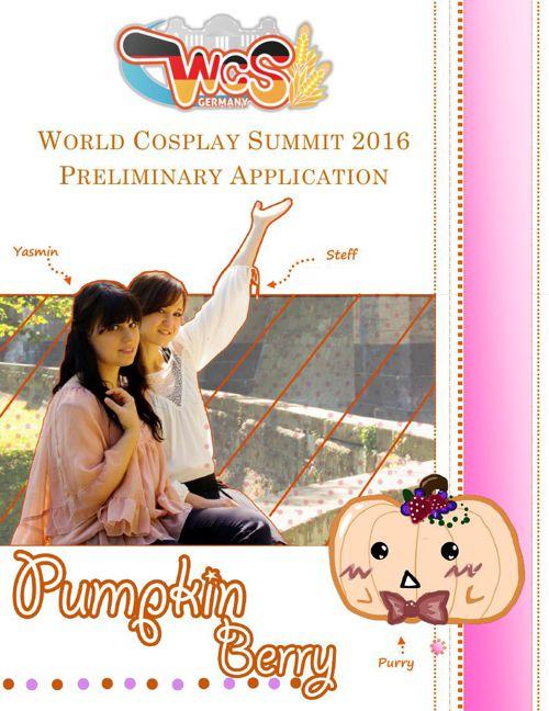 WCS 2016 Preliminary Application (Repariert)