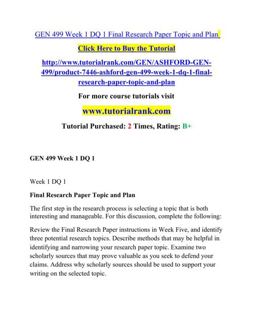 gen 105 student survival guide final Open document below is an essay on week 9 final project student survival guide from anti essays, your source for research papers, essays, and term paper examples.