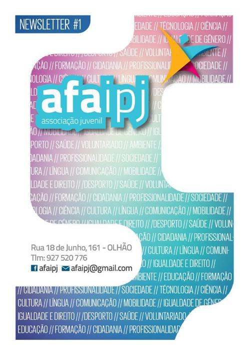 Newsletter AFAIPJ #1