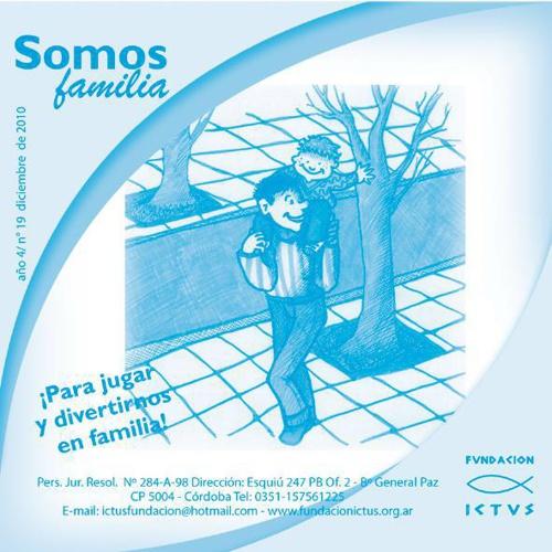 "Boletín ""Somos Familia"" N°19 - 2010"