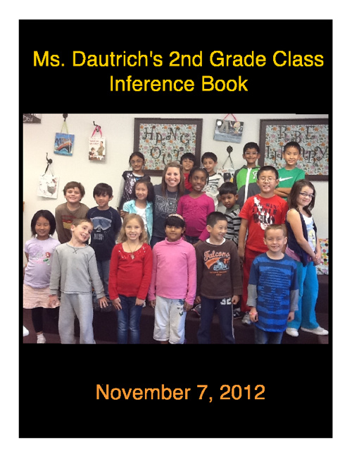 Ms. Dautrich's Inference Book
