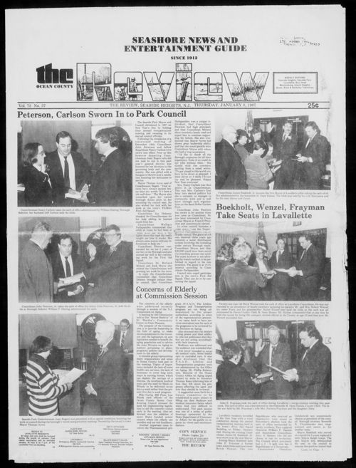 Review January 1987