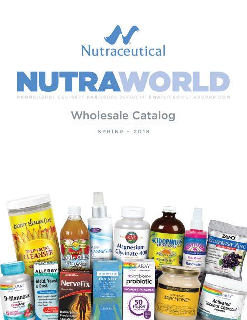 NC-2018 Spring Catalog WHSL