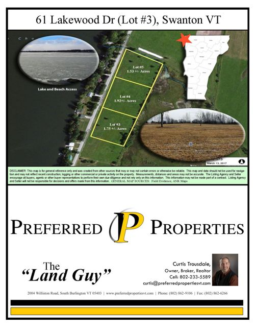 Property Information Brochure - 61 Lakewood (Lot#3)