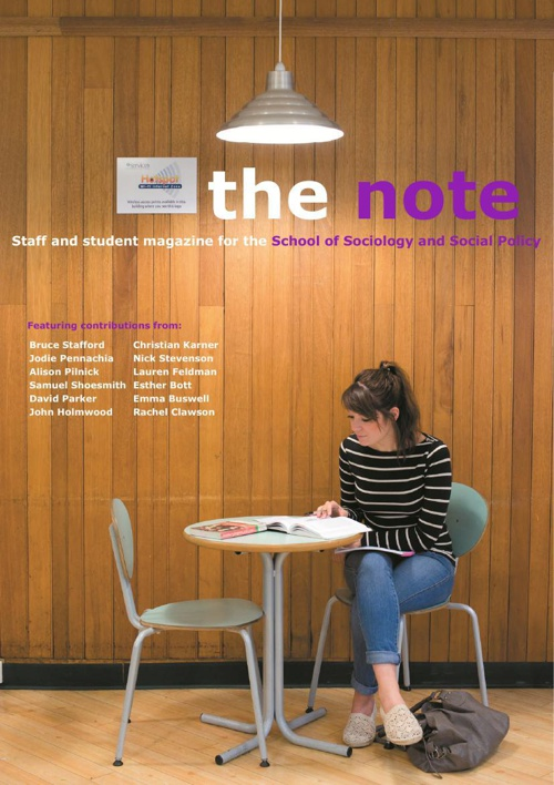 The Note - Issue 1