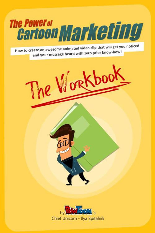 PowerOfCartoonMarketing_Workbook
