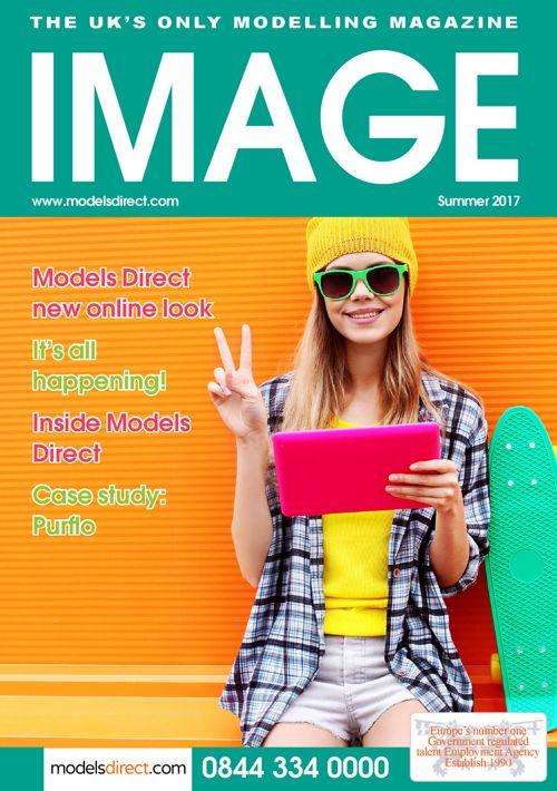 Models Direct IMAGE Modelling Magazine Summer 2017