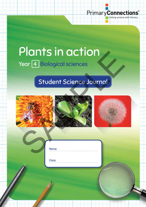 Plants in action - Student Science Journal