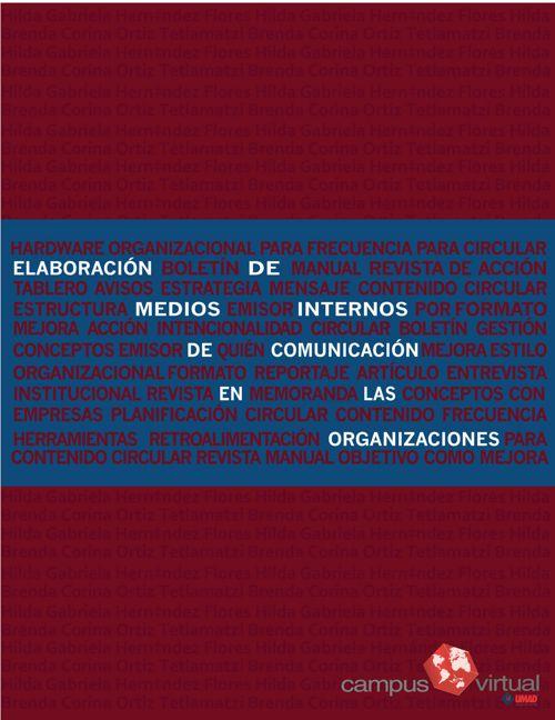 Elaboración de Medios internos de comunicación