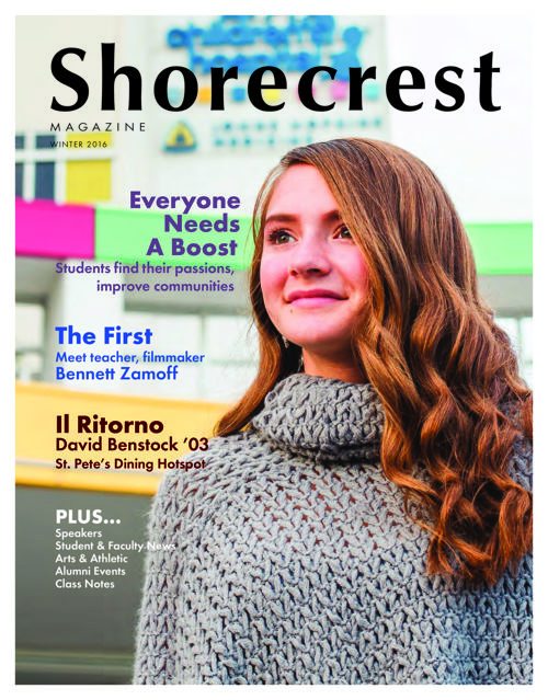 Shorecrest Magazine Winter 2016
