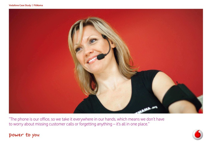 Vodafone net express case study