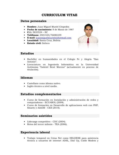 CV - JuanMMC