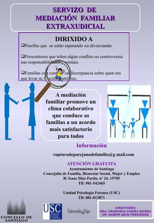 cartel mediación -SANTIAGO