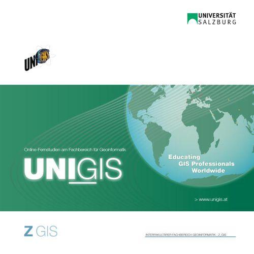 UNIGIS Broschüre
