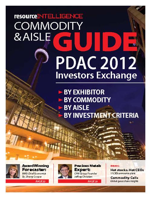 PDAC 2012