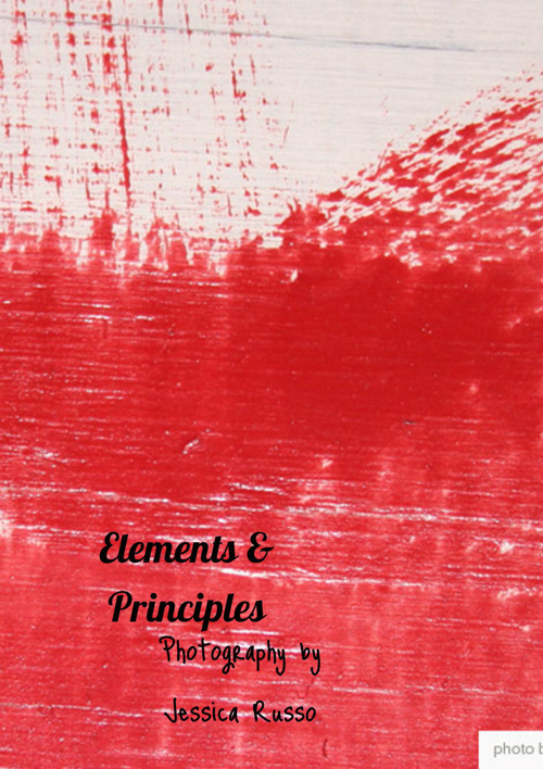 Elements and Principles by Jessica Russo