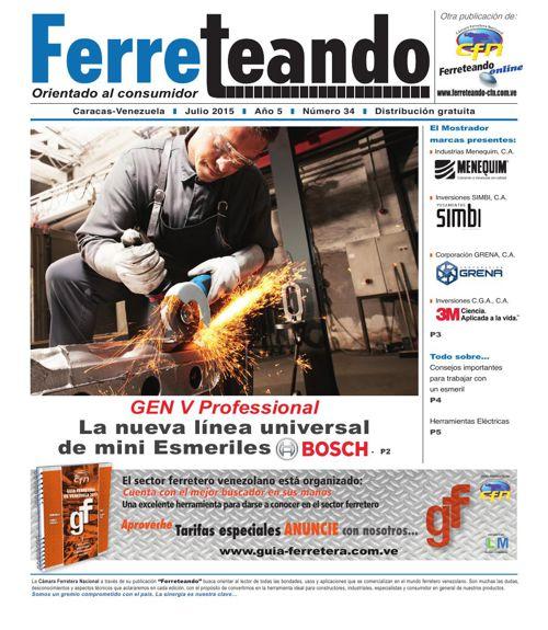 FERRETEANDO EDICIÓN 34