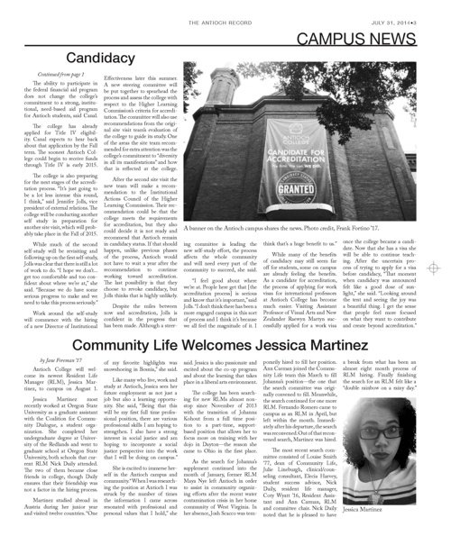 The Antioch Record - July 31, 2014