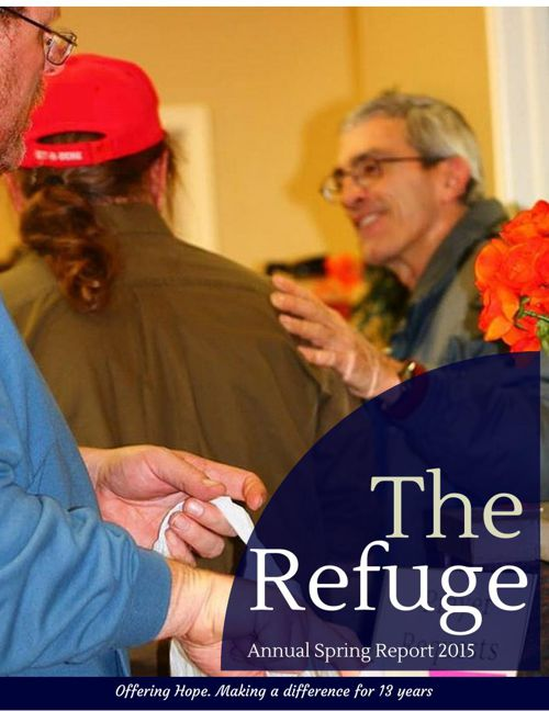The Refuge Annual Report pdf