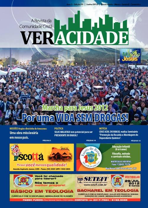 Revista Veracidade de Junho 2012