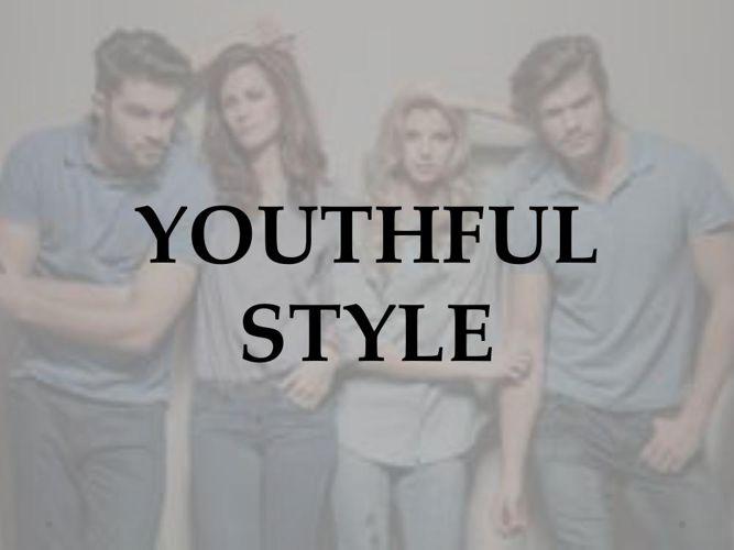 youthful style