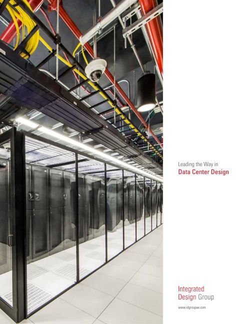 Integrated Design Group Data Center Qualifications