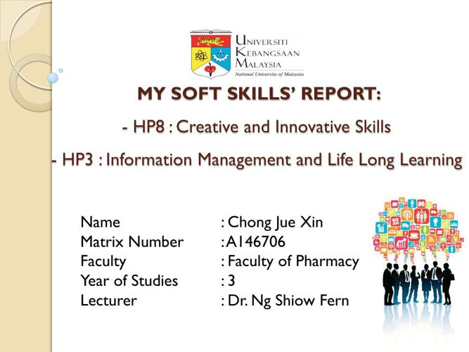 Creative and Innovative Skills & Lifelong Learning_A146706