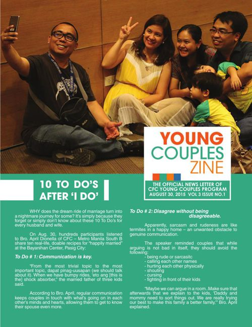 Young Couples Zine Vol 3