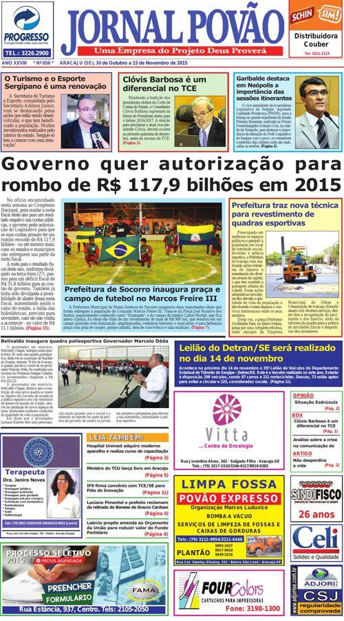 Jornal Povão - Edição Novembro