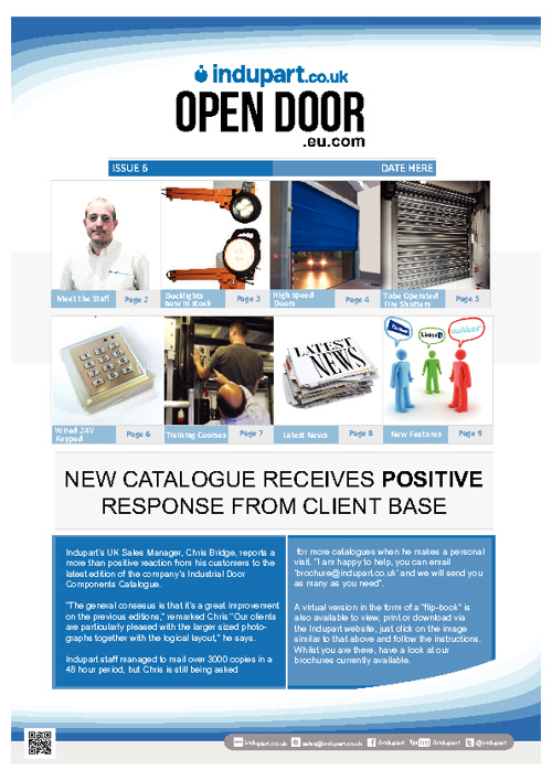 Open Door Issue 6