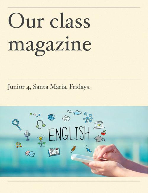 J4 Magazine British Council