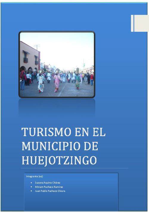 Tour por Huejotzingo
