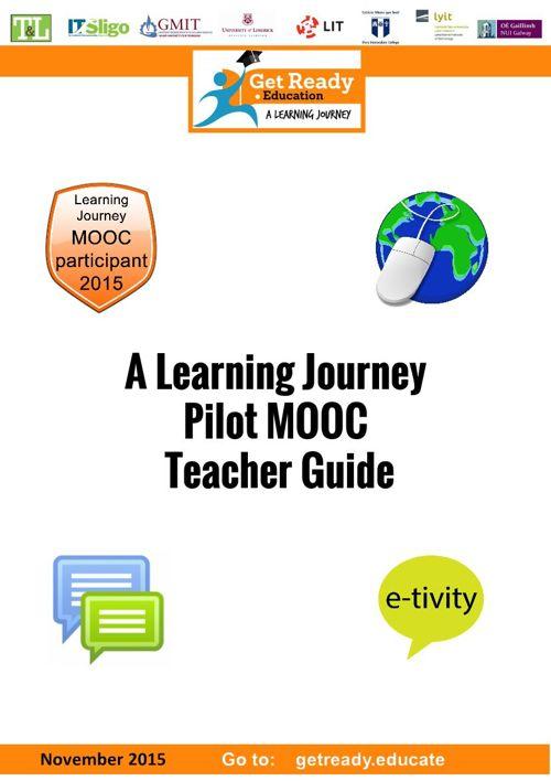 A Learning Journey MOOC- Teacher Guide