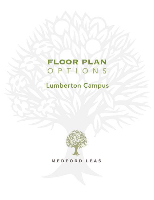 Lumberton Floorplans