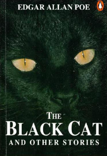 Black Cat Edgard Alan Poe